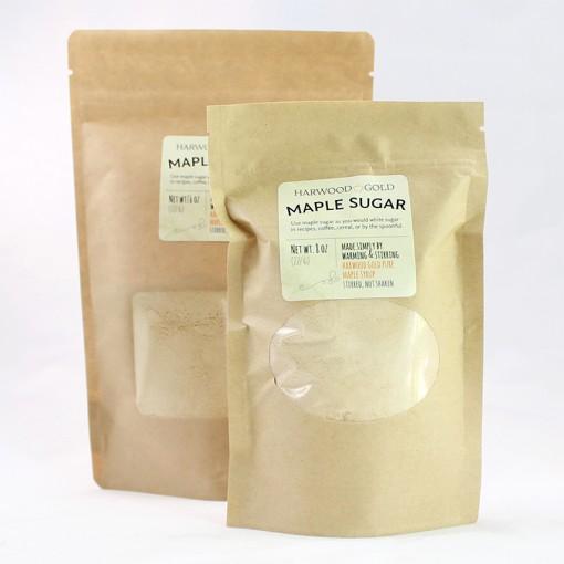 Harwood Gold maple sugar