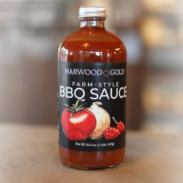 Harwood Gold Farm-Style BBQ Sauce