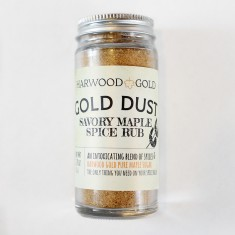 Harwood Gold - Gold Dust Maple Spice Seasoning