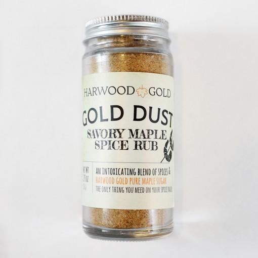 Harwood Gold - Gold Dust Maple Spice Seasoning