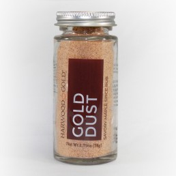 Gold Dust - Savory Maple Spice Rub