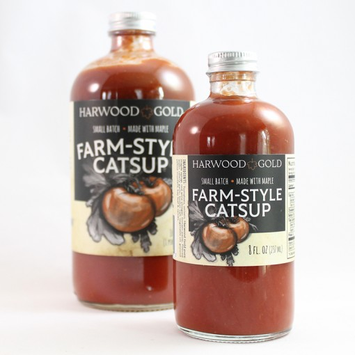 Harwood Gold Farm-Style Catsup