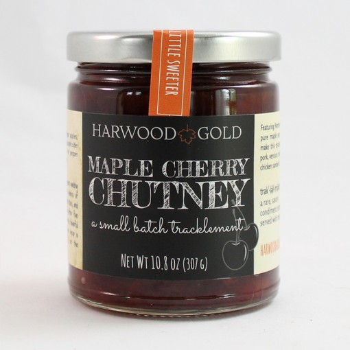 Harwood Gold Maple Cherry Chutney