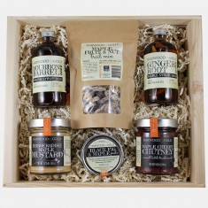 Harwood Gold Gourmet Foodie Gift Box