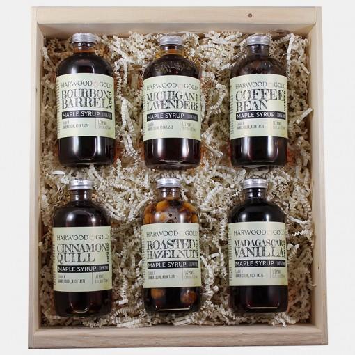 Harwood Gold Infusion Favorites Gift Box