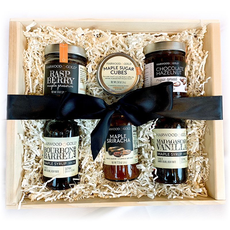 Harwood Gold Best Sellers Gift Box