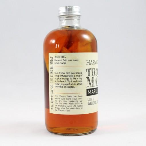 Harwood Gold Mango Maple Syrup Infusion