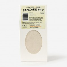 Harwood Gold Organic Pancake Mix