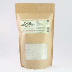 Harwood Gold Maple Buckwheat Mix