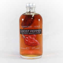 Harwood Gold Ghost Pepper Maple Syrup Infusion