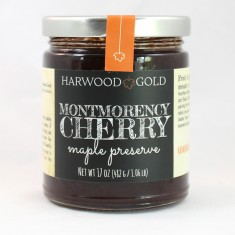 Harwood Gold Cherry Maple Preserve