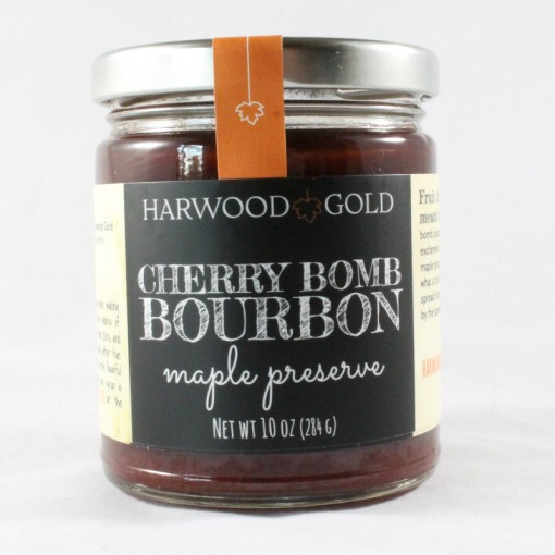 Harwood Gold Cherry Bomb Bourbon Preserve