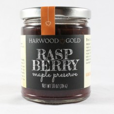 Harwood Gold Raspberry Preserve