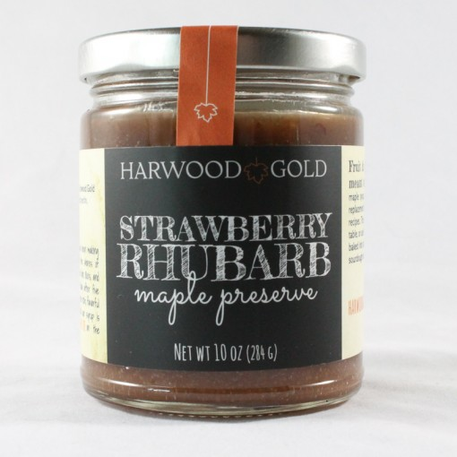 Harwood Gold Strawberry Rhubarb Preserve