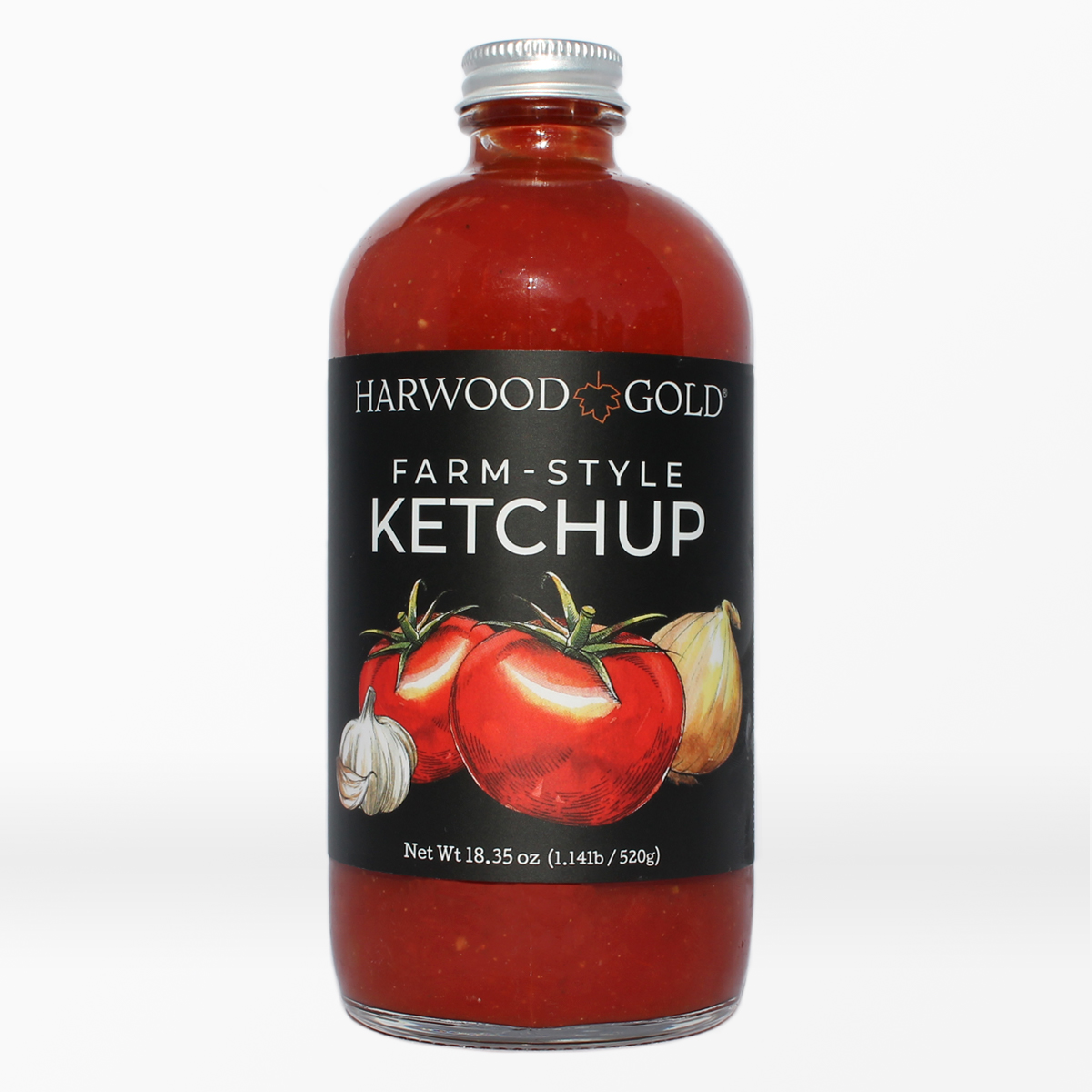 Harwood Gold Farm-Style Ketchup