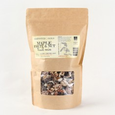 Harwood Gold Maple Fruit & Nut Trailmix