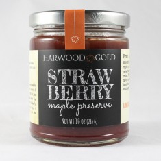 Harwood Gold Strawberry Preserve