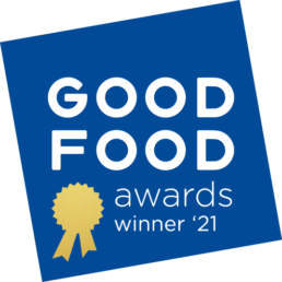 2021 Good Food Award Winner