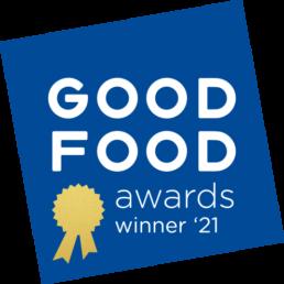 2021 Good Food Award Winner
