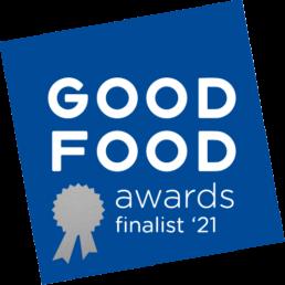 Good Food Awards Finalist 2021